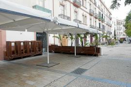 La hostelería de Ibiza, la única que no abrirá sus puertas la próxima semana