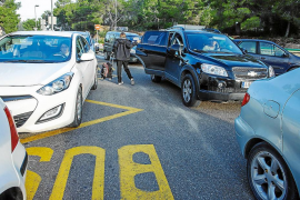 Unos 300 alumnos de Eivissa no acudieron