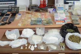 Desarticulada en Menorca una trama que introducía cocaína desde Ibiza