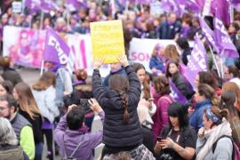 La Delegación del Gobierno en Madrid prohíbe todas las manifestaciones del 8-M