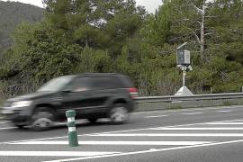 Condenado a trabajos para la comunidad un motorista cazado a 165 km/h