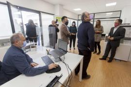 El Ibavi cuadruplica el personal en su nueva oficina en Ibiza