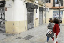 Frustración por carecer de terraza en la plaza del Banc de s'Oli