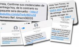 La estafa con mensajes SMS se extiende y llega a miles de personas en Mallorca