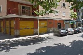 Un año y nueve meses de cárcel por un intento de robo en un bar de Palma