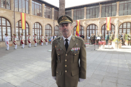 Fallece el coronel Galera, presidente del consorcio de Castillo de San Carlos