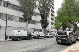 Dos años de prisión para un detenido con 58 éxtasis y 5.855 € en Ibiza