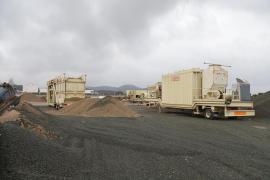 El Consell prevé recepcionar la carretera de Santa Eulària en abril y con costes extra