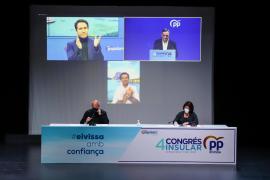 García Egea: «El camino que iniciamos en Ibiza termina con Casado en la Moncloa»