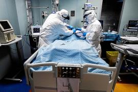 Un total de 1.662 sanitarios de Baleares se han contagiado desde que comenzó la pandemia