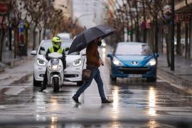 Alerta amarilla por lluvias en Ibiza y Formentera