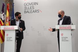 La TUI anuncia que Alemania levantará las restricciones con Baleares debido a su recuperación sanitaria