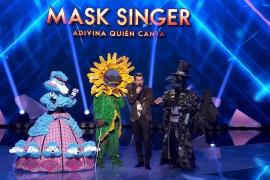 Antena 3 desvela las dos primeras máscaras de la segunda temporada de 'Mask Singer'