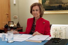 La reina Sofía preside la reunión anual de la junta de patronos de la Escuela Superior de Música Reina Sofía