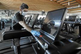 Los gimnasios de Ibiza confían en poder abrir la próxima semana con las condiciones actuales de Mallorca