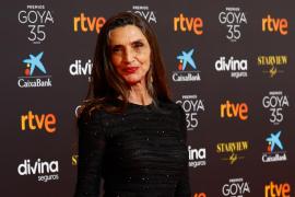 Una reportera denuncia al marido de Ángela Molina por agredirla en los Goya