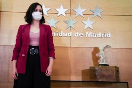 Isabel Díaz Ayuso convoca elecciones adelantas en Madrid