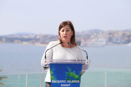 Armengol asegura que Baleares es el destino más seguro del Mediterráneo