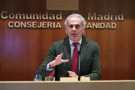 Rueda de prensa de Enrique Ruiz Escudero