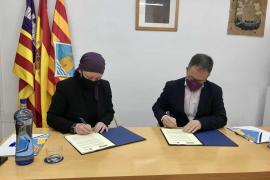Formentera cede al Govern un solar en Sant Ferran para construir entre 16 y 20 VPO