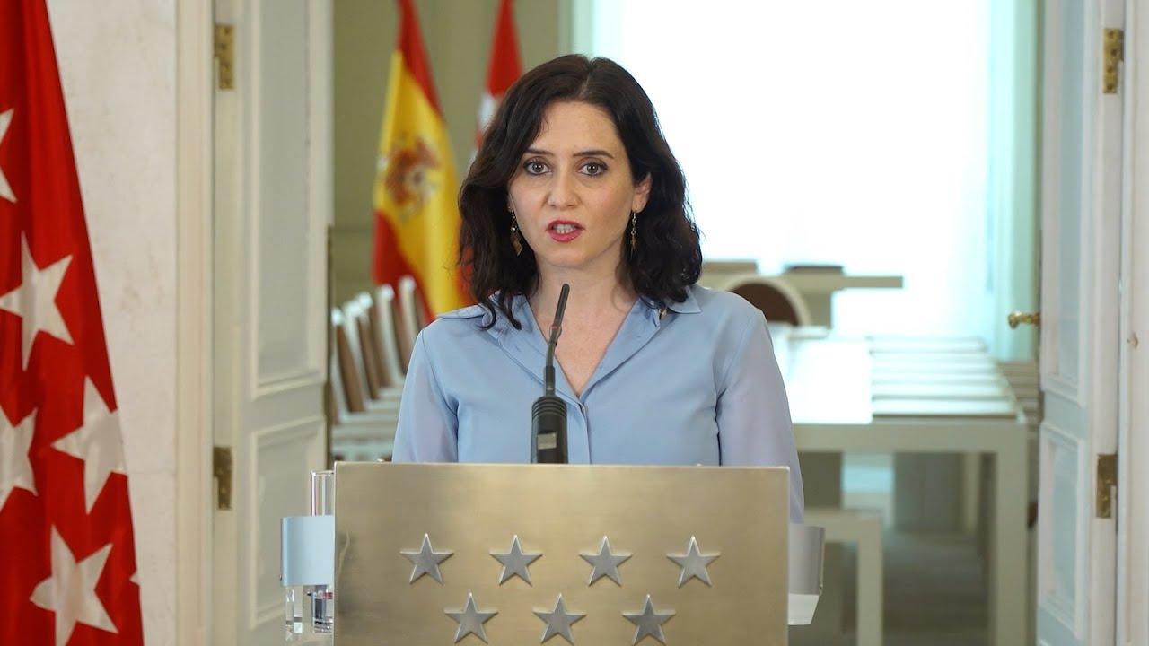 Las claves del laberinto jurídico provocado en Madrid tras la decisión de Ayuso