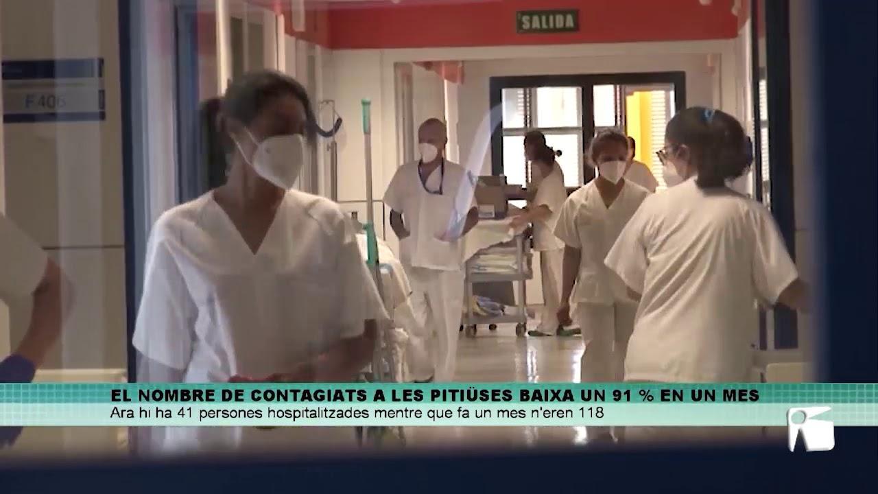 Ibiza suma nueve casos de coronavirus en la última jornada