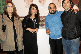 Inauguración de la exposición de joyas 'Naturalesa fràgil' en Inca