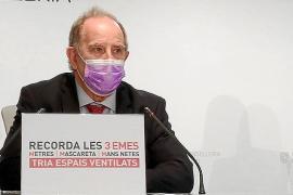El PP balear pide la dimisión del director del IB-Salut, Juli Fuster