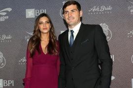 Íker Casillas y Sara Carbonero