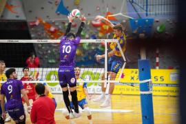 La plantilla de la UD Ibiza Ushuaïa Volley lleva tres meses sin cobrar