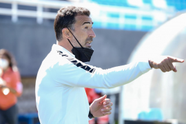 Carcedo: «A los puntos podríamos haber ganado el partido»