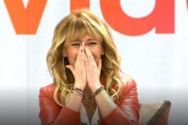 El ataque de pánico de Emma García por el que cortó 'Viva la vida': «¡Haced algo!»