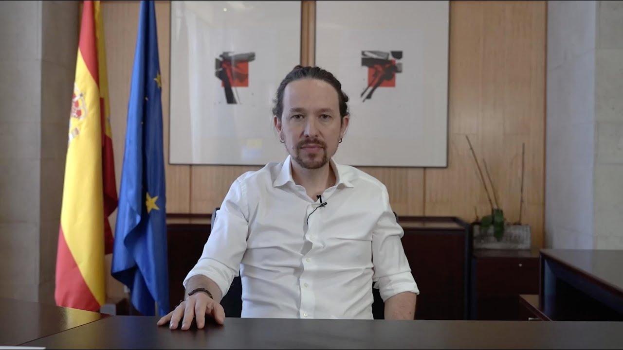 Iglesias explica los motivos de su salida del Gobierno