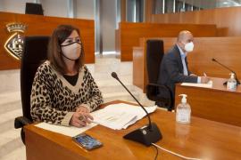 El Govern estima en 144 millones las ayudas para Ibiza y defiende mantener restricciones un mes