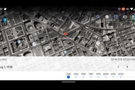 Así es la función de Google Earth que te permite viajar en el tiempo