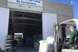 Ayudas extraordinarias para la alimentación del ganado de Formentera a causa de la sequía