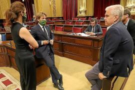 PSOE y UP se quedan solos en su defensa de la ley que afecta a los pactos sucesorios