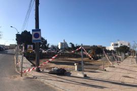 El parque infantil de Sant Ferran será una realidad este verano