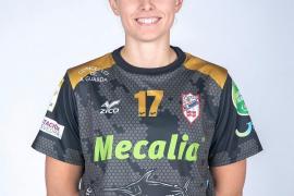 La ibicenca Paulina Pérez jugará en el Fleury Loiret francés dos temporadas