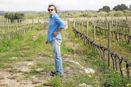 """Xavi Solano: """"El futuro de la vitivinicultura de Menorca es ilusionante"""""""