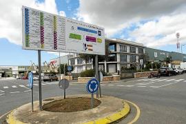 Objetivo: orden en el suelo industrial de Eivissa