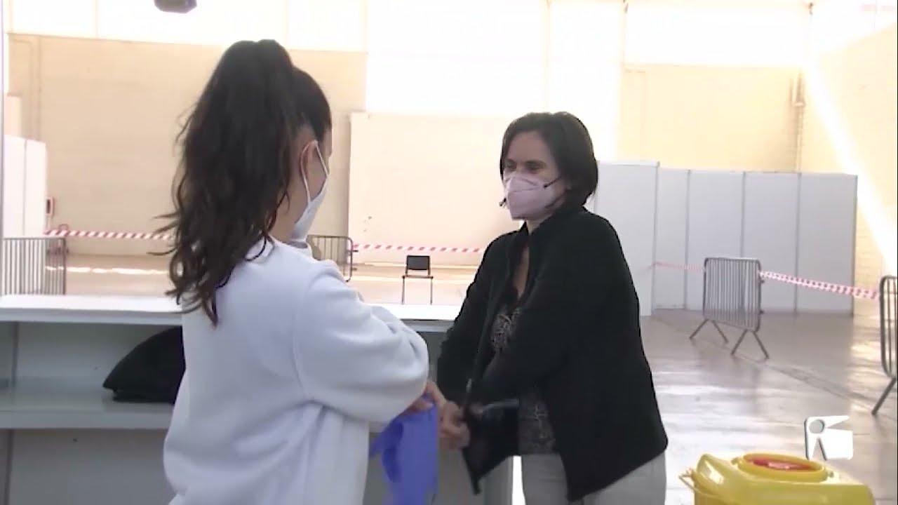 Salut retomará el próximo miércoles la vacunación masiva con AstraZeneca