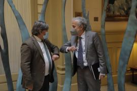 Vicenç Thomàs y Carlos Gómez
