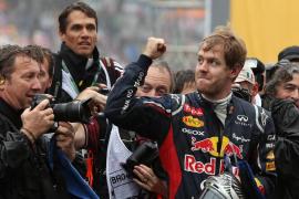Vettel se proclama campeón del mundo tras ser sexto y Alonso segundo