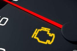 ¿Qué indica cada testigo de aviso del salpicadero del coche?