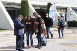 TUI vuelve a volar a Mallorca cinco meses después