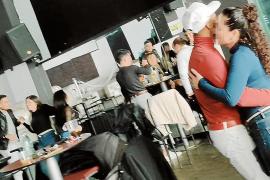 La policía clausura una discoteca de Palma donde se estaba celebrando una fiesta