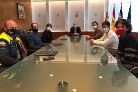 El Consell de Ibiza firma cinco convenios a organizadores de pruebas deportivas por 105.000 euros