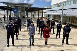 Tomán posesión doce agentes de la Policía Local de Ibiza