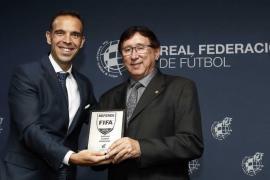 Cuadra Fernández sustituye a De Burgos Bengoetxea en el Europeo Sub-21